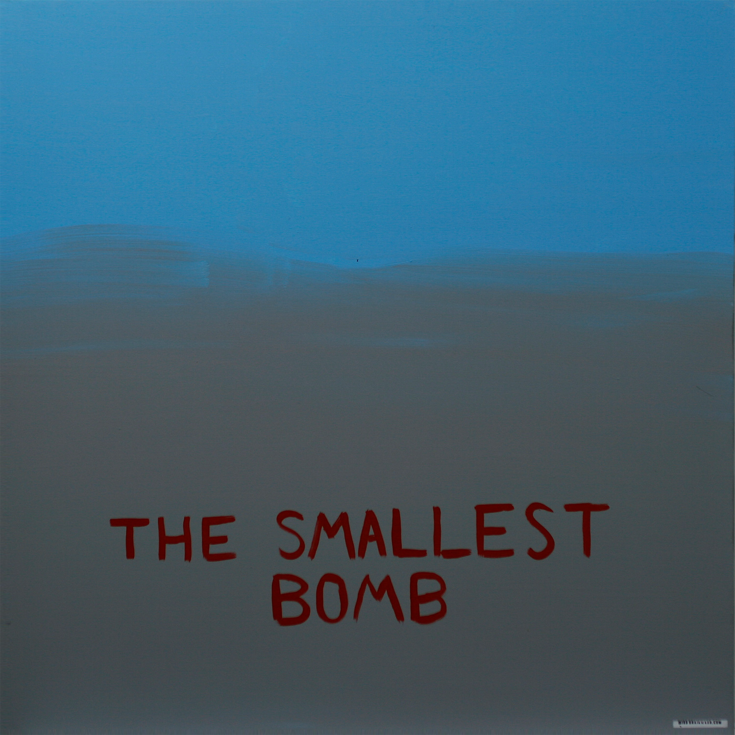 The smallest bomb